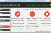 browser safe guard
