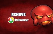 eliminare bobrowser