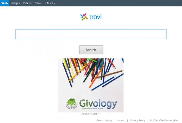 rimuovere trovigo.com